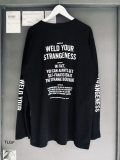 WRIGHT Long Sleeve Cotton Cut&Saw THREE QUOTE CHAPTERS