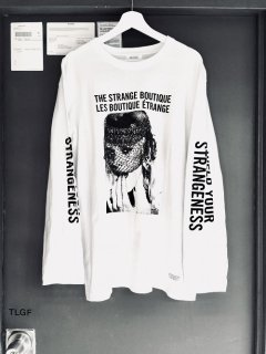 WRIGHT Long Sleeve Cotton Cut&Saw STRANGE CAMILLE