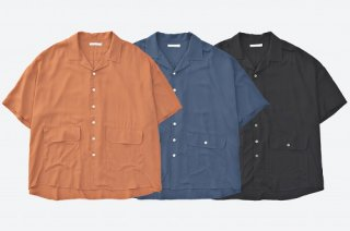 VICTIM S/S BIG SHIRTS