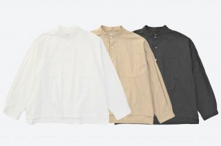 VICTIM WIDE LINEN SHIRTS