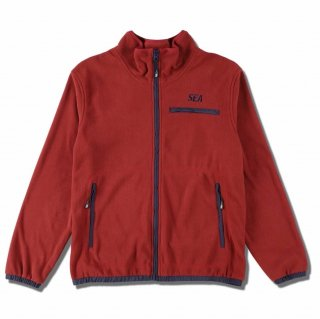 WIND AND SEA WDS SWITCH FLEECE BLOUSON