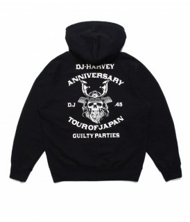 WACKO MARIA DJ HARVEY / PULLOVER HOODED SWEAT SHIRT