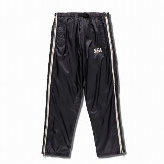 WIND AND SEA WDS SIDE ZIP NYLON PANTS