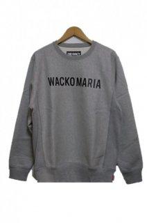 WACKO MARIA HEAVY WEIGHT CREW NECK SWEAT SHIRT ( TYPE-2 )