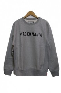 WACKO MARIA HEAVY WEIGHT CREW NECK SWEAT SHIRT ( TYPE-2 )