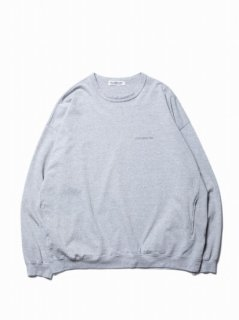 COOTIE Heavy Cotton L/S Tee