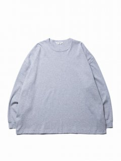 COOTIE Supima Cotton Honeycomb Thermal L/S Tee