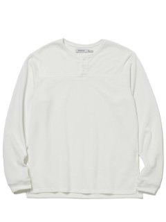 nonnative TROOPER HENLEY NECK L/S TEE POLY THERMAL