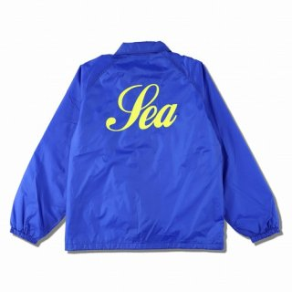 WIND AND SEA WDS (GLITTER) COACH JACKET