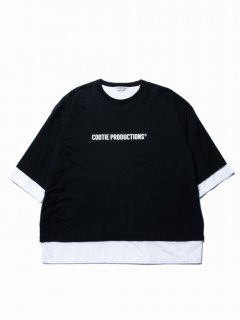 COOTIE Cellie S/S Tee (COOTIE LOGO)