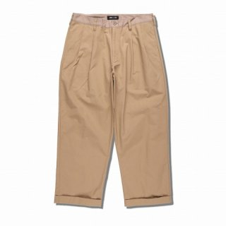 WIND AND SEA WDS TUCK TROUSERS