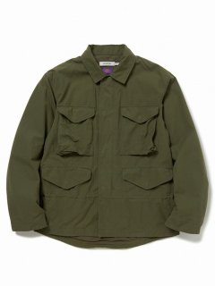 nonnative TROOPER JACKET COTTON POPLIN