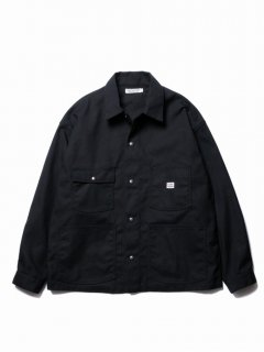 COOTIE T/C Hopsack Short Coverall