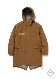 nonnative TROOPER HOODED COAT POLY TAFFFETA WITH GORE-TEX 3L®