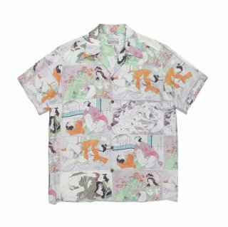 WACKO MARIA HAWAIIAN SHIRT S/S ( TYPE-1 )