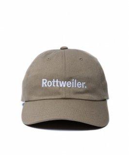 ROTTWEILER R・W Dad Cap