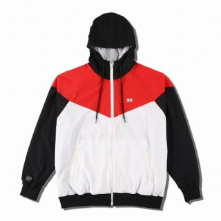 WIND AND SEA WDS HOODED ZIP-UP JACKET(CITY)