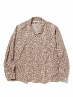 nonnative BOWLER SHIRT POLY BROAD LIBERTY® PRINT