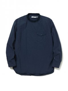 nonnative COACH PULLOVER SHIRT COTTON TYPEWRITER