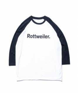 ROTTWEILER R・W 3/4 Tee