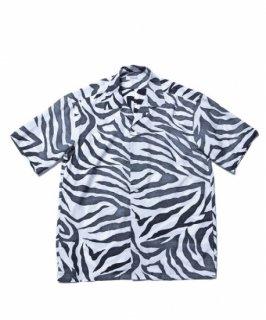 ROTTWEILER Tiger Open Collar SS Shirts