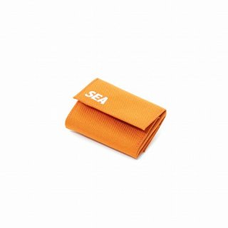 WIND AND SEA WDS × WEEKEND(ER) Travel wallet