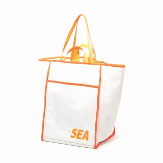 WIND AND SEA WDS × WEEKEND(ER) Canvas tote bag