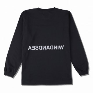 WIND AND SEA WDS REFLECTION L/S T-SHIRTS