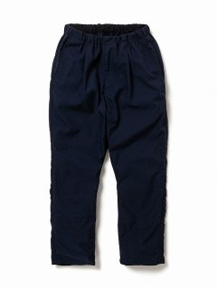 nonnative DWELLER EASY PANTS ANKLE CUT C/P OXFORD STRETCH