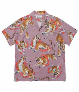 WACKO MARIA TIM LEHI / S/S HAWAIIAN SHIRT ( TYPE-2 )