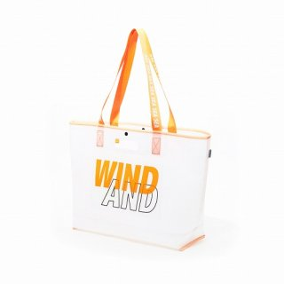 WIND AND SEA WDS × WEEKEND(ER) GHOST TEX tote bag