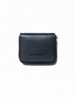 COOTIE Leather Zip-Around Wallet