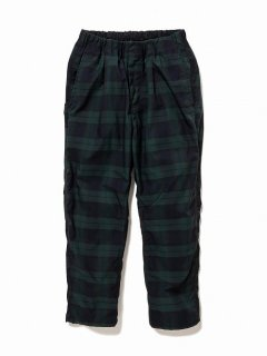 nonnative DWELLER EASY PANTS ANKLE CUT RELAXED FIT POLY TWILL