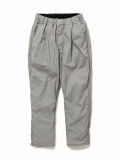 nonnative DWELLER EASY PANTS ANKLE CUT RELAXED FIT C/P CORDLANE STRETCH COOLMAX®