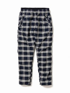 nonnative SOLDIER EASY PANTS L/C/P BROAD PLAID