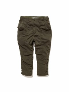 nonnative EDUCATOR 6P TROUSERS SHIN CUT RELAXED FIT P/L WEATHER STRETCH COOLMAX®