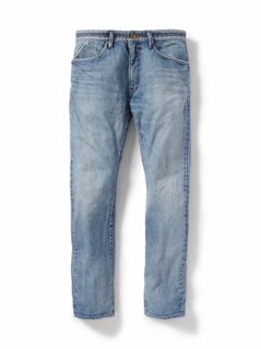nonnative DWELLER 5P JEANS COTTON 12oz SELVEDGE DENIM VW LIGHT