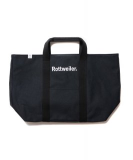 ROTTWEILER Canvas Tote Bag Large