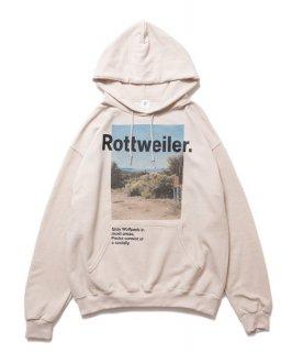 ROTTWEILER Desert Photo Parka