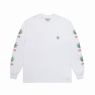WACKO MARIA HIGHTIMES / LONG SLEEVE T-SHIRT