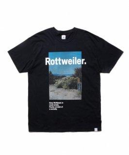 ROTTWEILER Desert Photo Tee