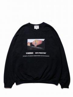 COOTIE Print Crewneck Sweatshirt (MARY)