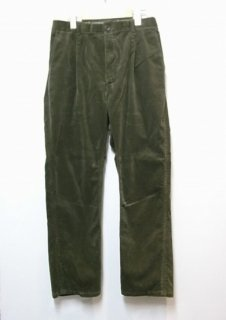 nonnative DWELLER EASY PANTS RELAXED FIT C/P CORD STRETCH