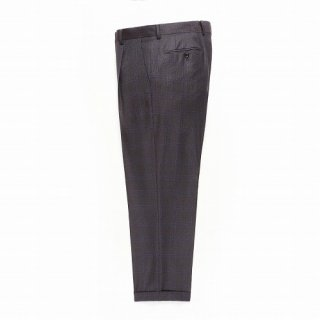WACKO MARIA PLEATED TROUSERS ( TYPE-2 )