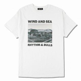 WIND AND SEA WDS (BULLS) PHOTO T-SHIRT
