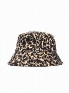COOTIE Corduroy Leopard Bucket Hat
