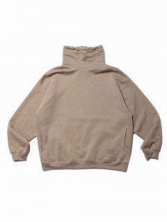 COOTIE Compact Yarn Neck Warmar Sweatshirt