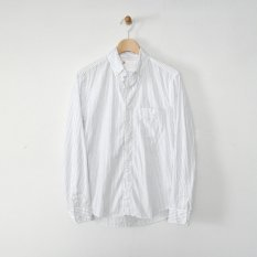 h.b b.d. shirts pencil stripe