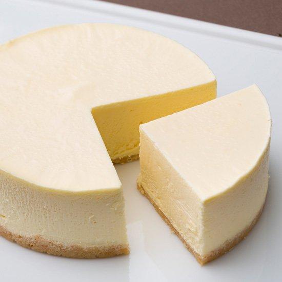 究極のレアチーズケーキ�