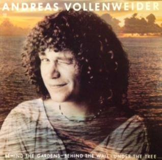 ANDREAS VOLLENWEIDER...Behind ...